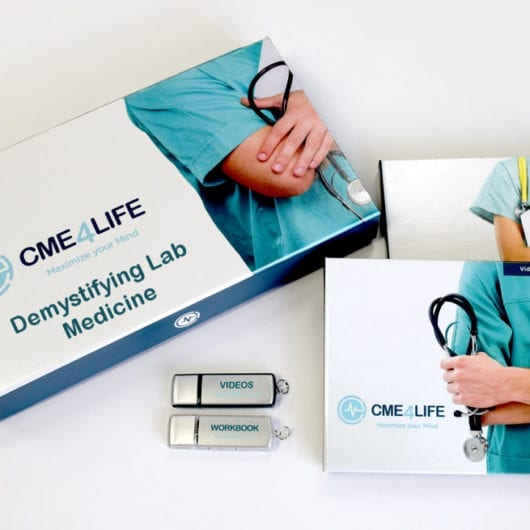 Demystifying Lab Medicine USB