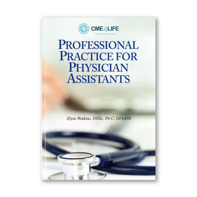 Professional Practice for PAs